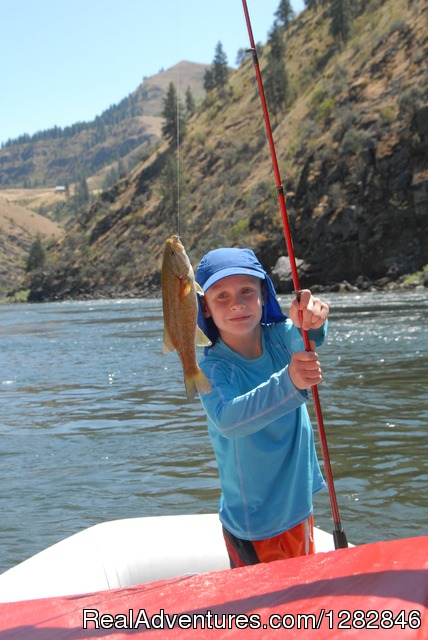 - Hells Canyon Raft Since 1983