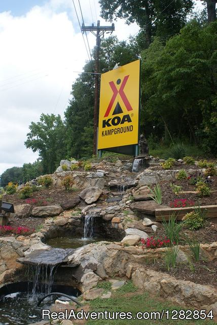 Travelers Rest KOA Campgrounds & RV Parks Travelers Rest, South Carolina