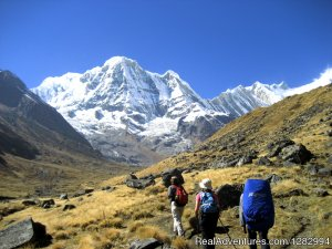 Annapurna Base Camp Trek Banepa, Nepal Hiking & Trekking