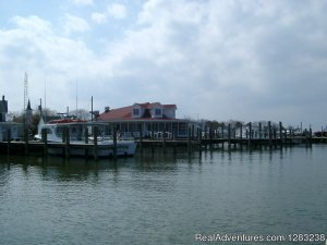 Chesapeake Bay Scenic Cruises and Tours Fishing Creek, Maryland Cruises