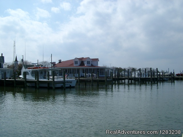 Smith Island - Chesapeake Bay Scenic Cruises and Tours