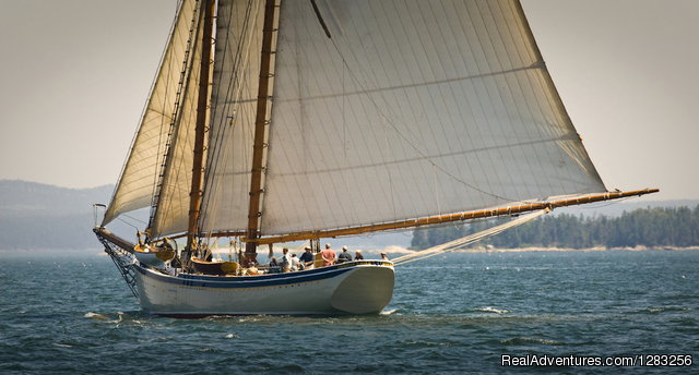 The Maine Windjammer Association Cruises Rockland, Maine