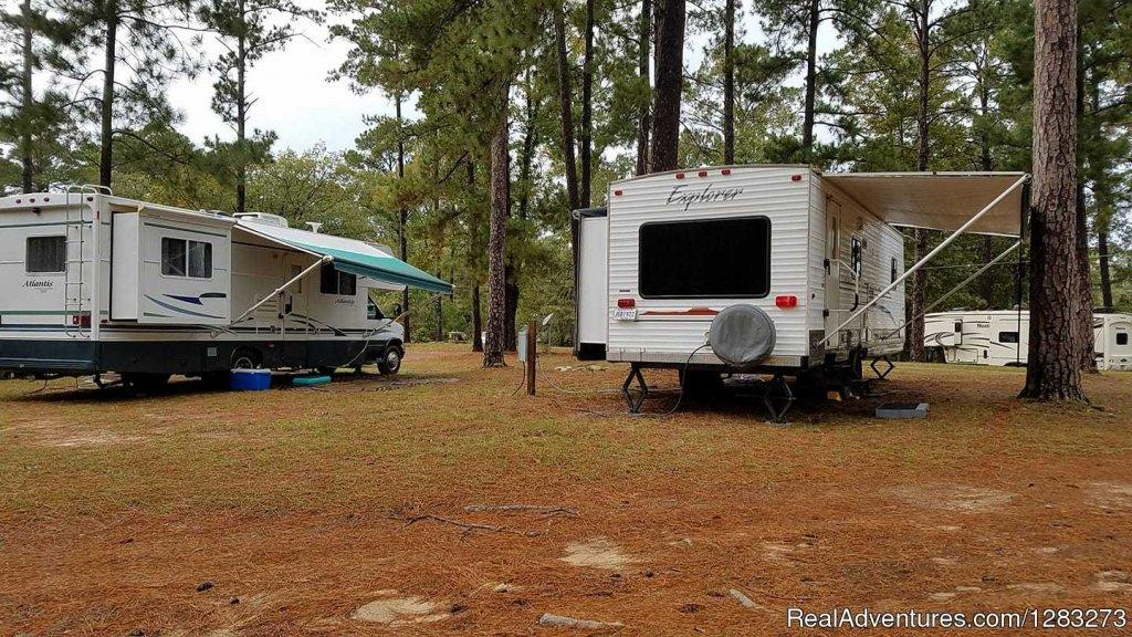 Hidden Treasure Site 10 n 11 | Image #8/14 | Get The Best Sleep At Hidden Treasure RV Resort