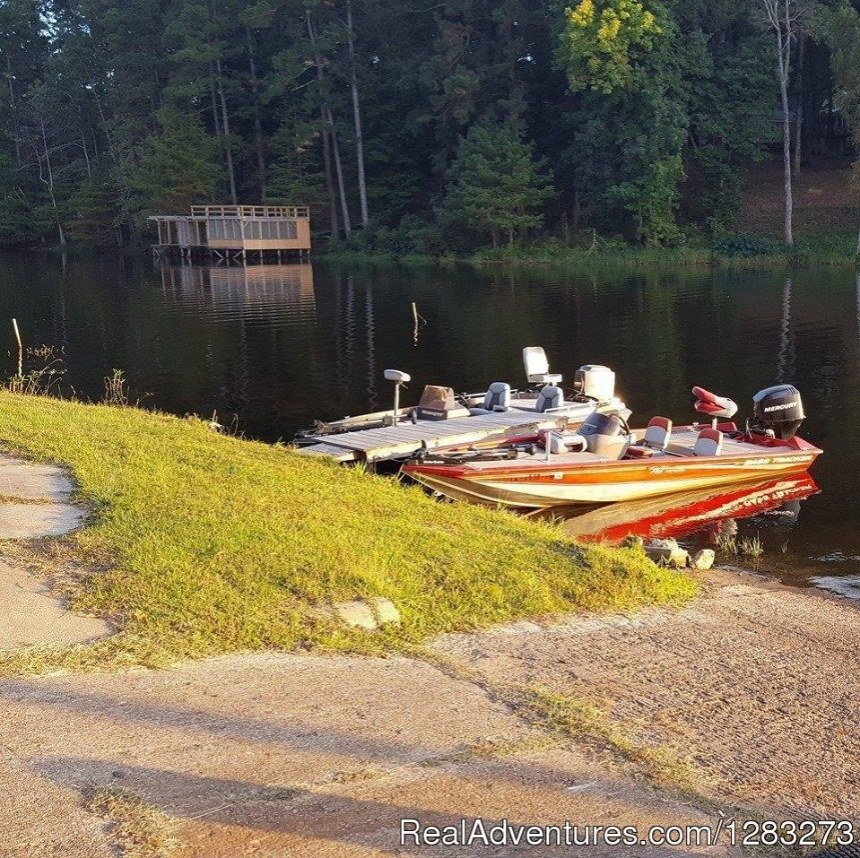 Hidden Treasure RV Boat Dock | Image #10/14 | Get The Best Sleep At Hidden Treasure RV Resort