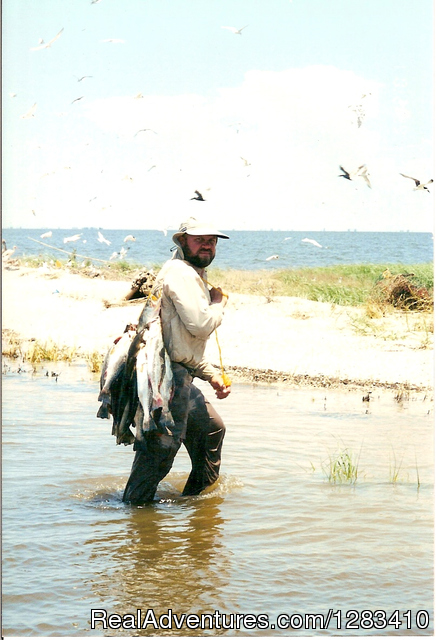 Bayou Log Cabins Port Sulphur Louisiana Fishing Trips