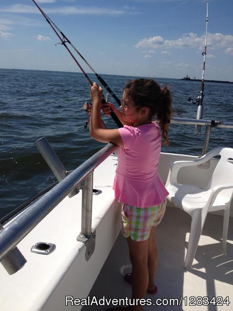 Intimidator Fishing Charters Rock Hall, Maryland Fishing Trips
