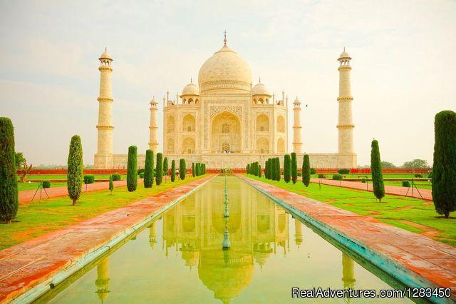 Amazing Taj Heritage Taj Mahal Green Agra Clean Agra