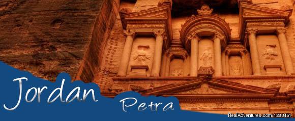 Jordan Classic Tours Petra