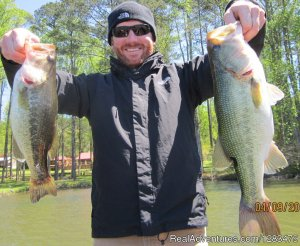 Fish Lake Guntersville Guide Service Scottsboro, Alabama Fishing Trips