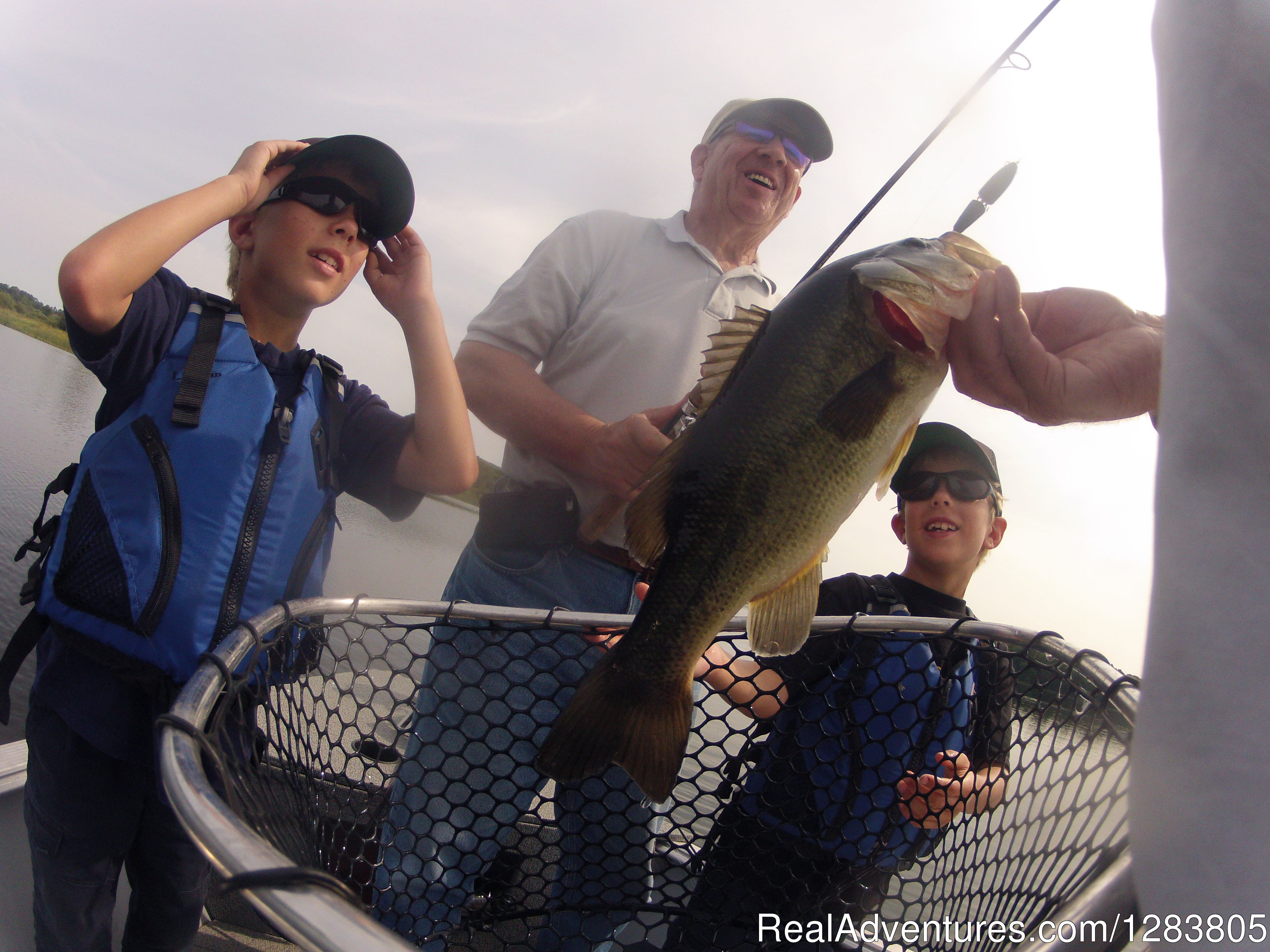 Families and beginners a speciality | Image #1/1 | Union, Maine  | Fishing Trips | Maine Outdoors