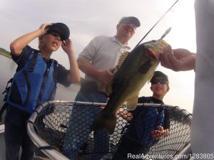 Maine Outdoors Union, Maine Fishing Trips