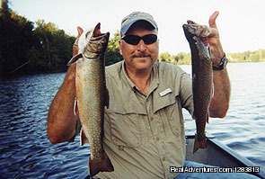 Beautiful Brook Trout - Bill Laflamme