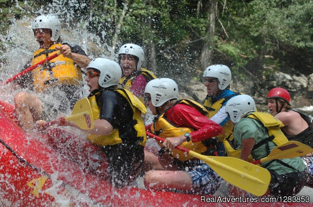Kennebec River Rafting Maine - Northeast Whitewater