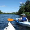 Maine Huts & Trails Kingfield, Maine Kayaking & Canoeing