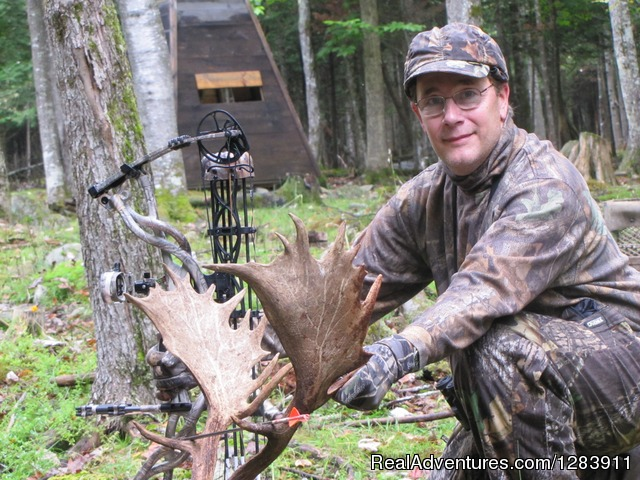 Hindsite Hunt Preserve Newport, Maine Hunting Trips