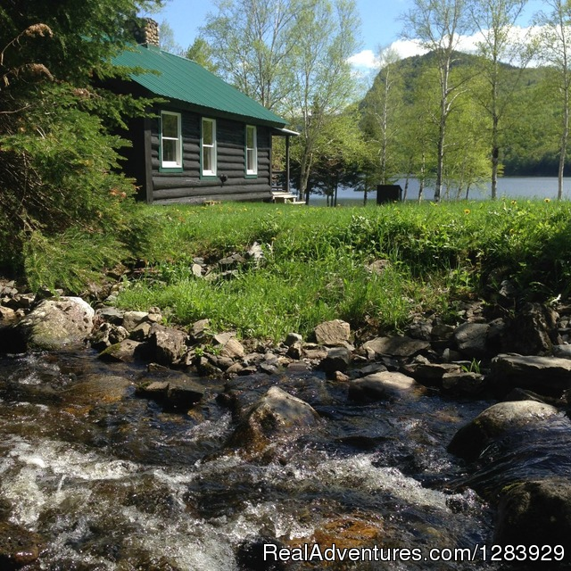 Bulldog Camps & Lodge Upper Enchanted Township, Maine Fishing Trips