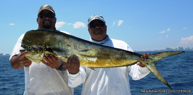 Knot Nancy Fishing Charters North Miami, Florida Fishing Trips