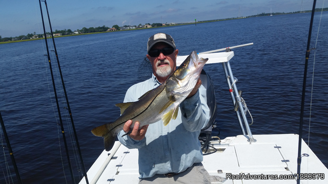 Backwater fishing adventures jacksonville florida for Florida fishing vacations