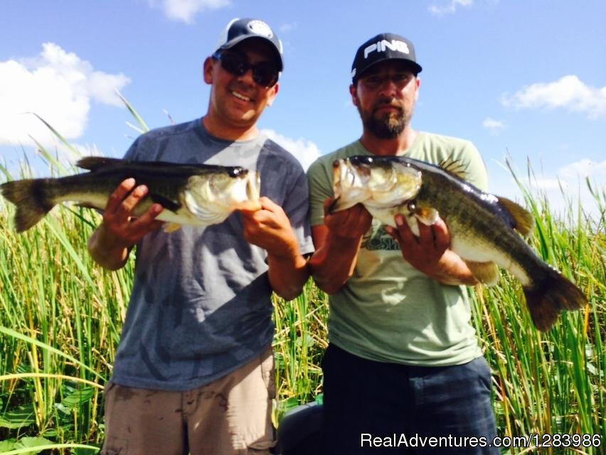 Lake Toho - Orlando FLorida | Image #2/9 | Florida Bass Fishing Guides