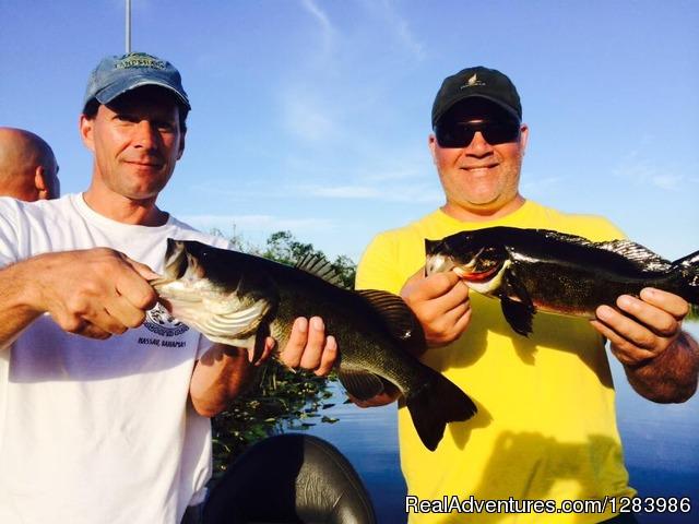 Florida bass fishing guides orlando florida fishing for Bass fishing guides orlando fl