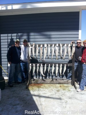 My Mistress Charters Saint Joseph, Michigan Fishing Trips