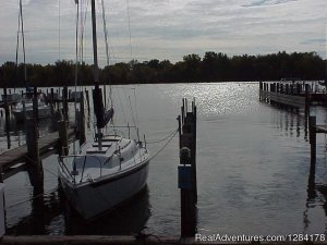 Duchess Sailing Charters Sailing & Yacht Charters Grosse Pointe, Michigan