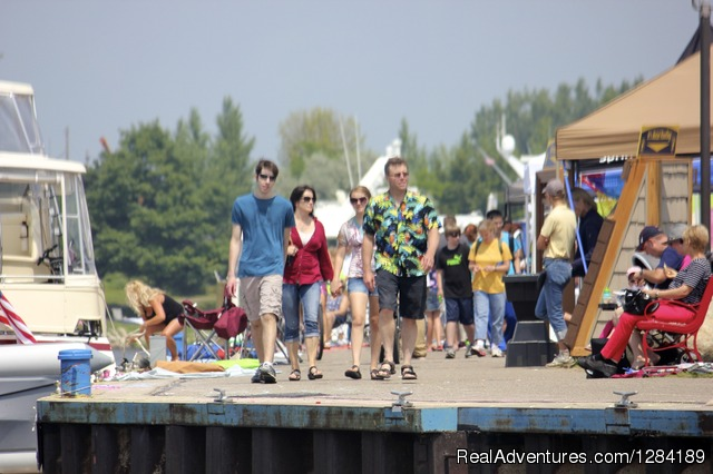 Grand Haven Boardwalk