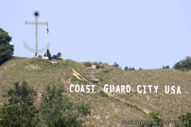 Dewey Hill during Coast Guard Festival