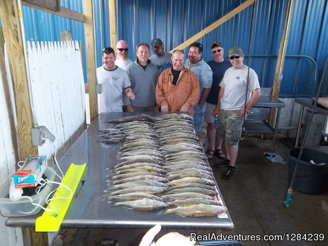Great two boat trip - Wild Thing Fishing Charters