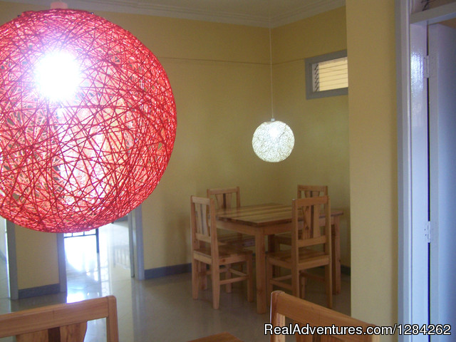 Dining/Common Area - Nyota Bed And Breakfast