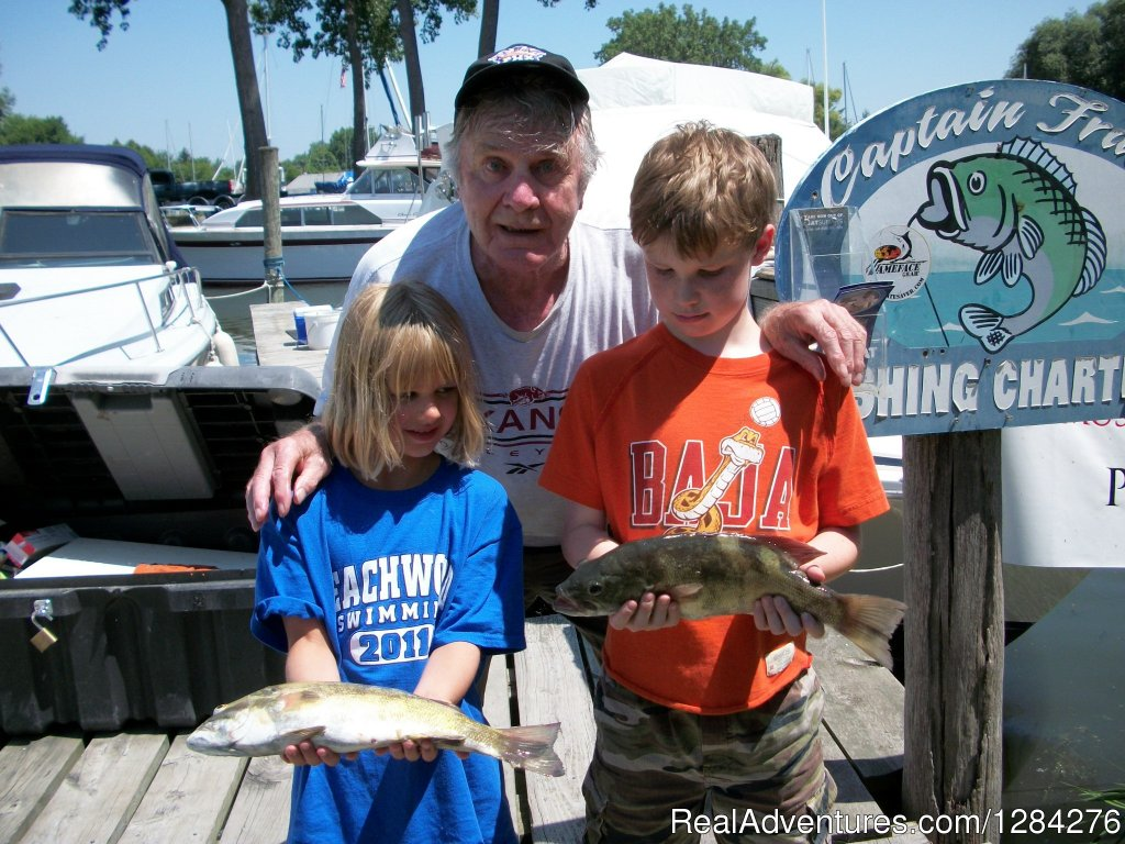 Image #12/15 | Captain Frank Fishing Charters