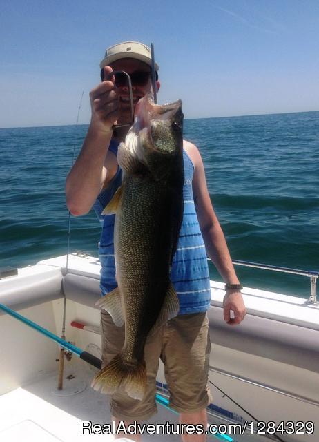 Drift away charters lakeside marblehead ohio fishing for Ohio fishing charters