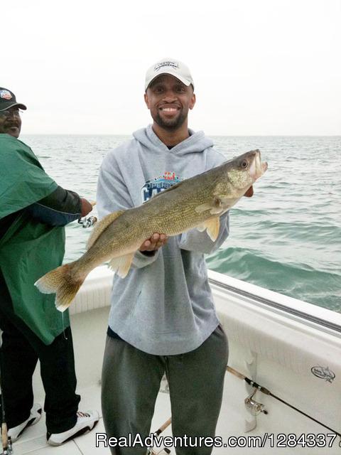 Mega Bites Charters Vermilion Ohio Fishing Trips