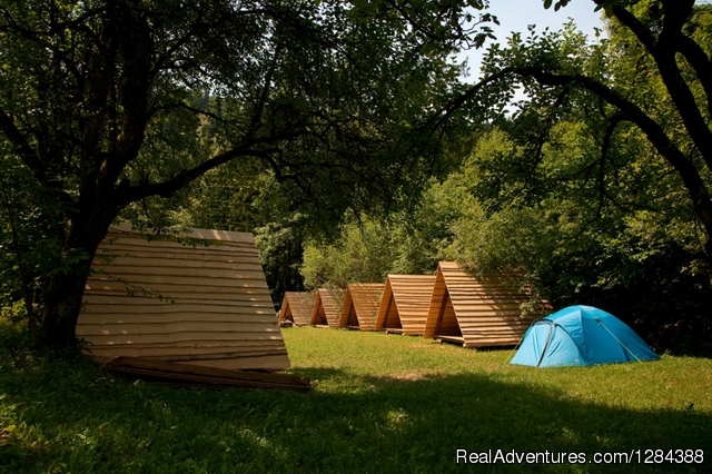 Kocura Huts - Open air hostel NaturPlac