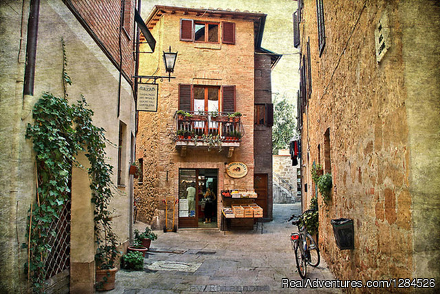 Pienza - 7 days YOGA NATURE and CULINARY journey in TUSCANY