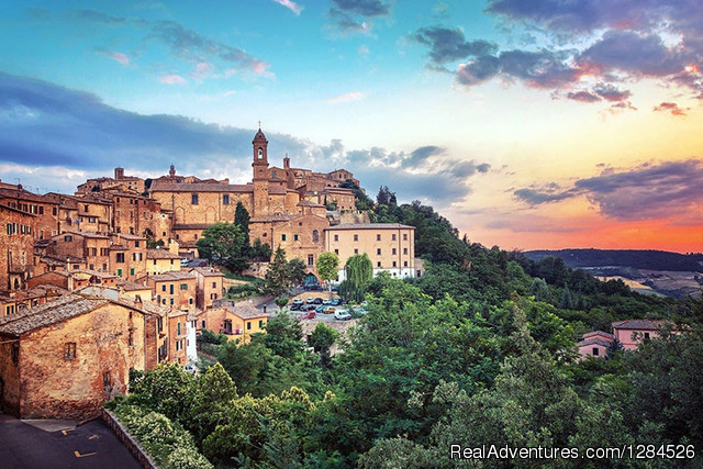 Montepulciano - 7 days YOGA NATURE and CULINARY journey in TUSCANY
