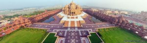 Tour Operator India - Down Town Travels Delhi, India Scenic Flights