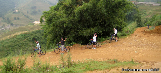 Mai Chau and Moc Chau Off Road Biking Tour 03Days