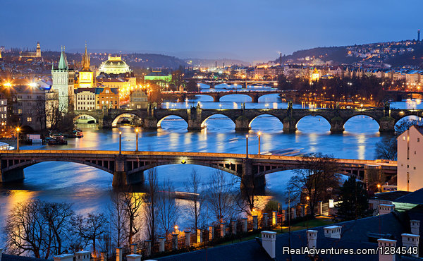 The best tailor-made tours in Prague and Czech Rep