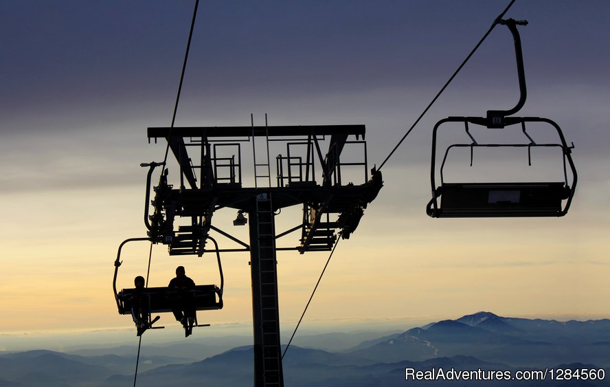Last chair... | Image #5/7 | Single Ski Hub: Skiing and Snowboarding vacations