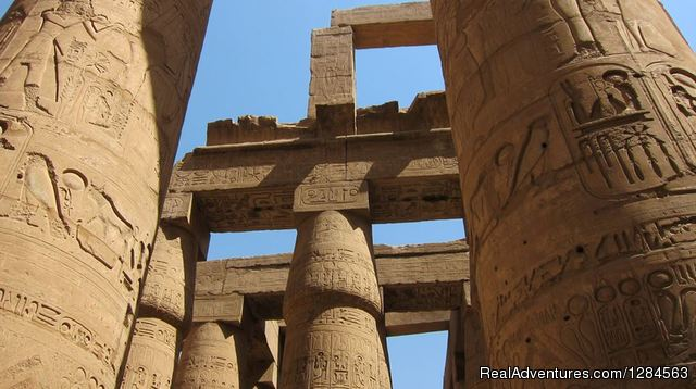 Karnak temple - Cairo & Nile cruise with flight