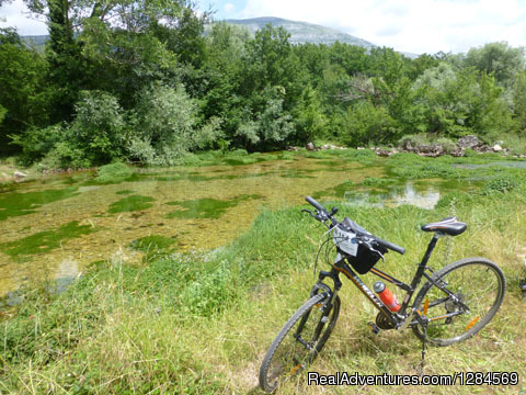 Bike tour in the heart of Dalmatia