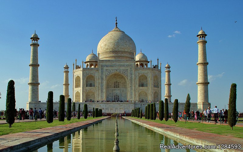 Golden Triangle Tour is a tourist place in North India and it is so called because it shows the triangle shape on Indian map. There are three big cities Delhi, Agra and Jaipur include in the Golden triangle tour.