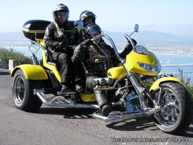 Cape Town Trike Tours Photo