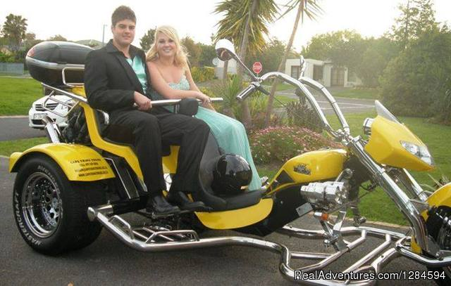 Perfect for matric functions. - Cape Town Trike Tours