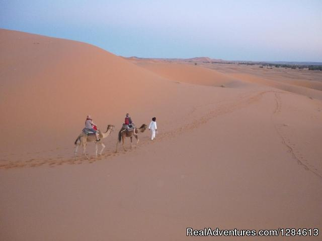 One Day Trip - Traveling In Morocco Tours