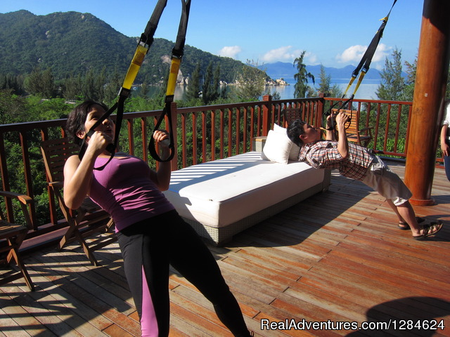 - Health, Fitness & Weight Loss Retreats Thailand