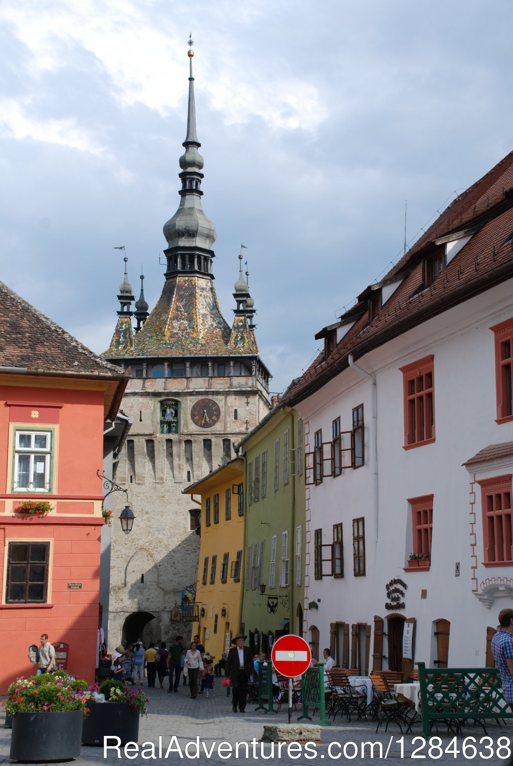 Sighisoara - The Clock Tower | Image #3/26 | Discover Authentic Romania - 3 to 12 day tour