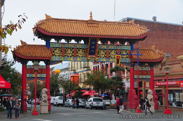 Chinatown  - Surfside Adventure Tours-Private Tour Guide