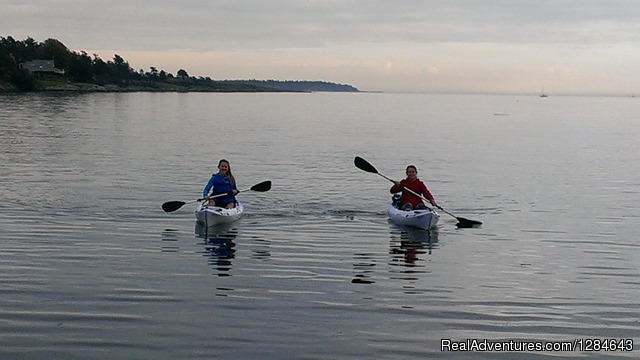 Guided Kayaking - Surfside Adventure Tours-Private Tour Guide